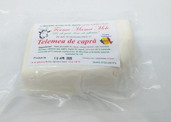 Telemea de capra, 400-600 gr 0