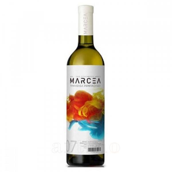 Vin alb demidulce Marcea Tamaioasa Romaneasca 0