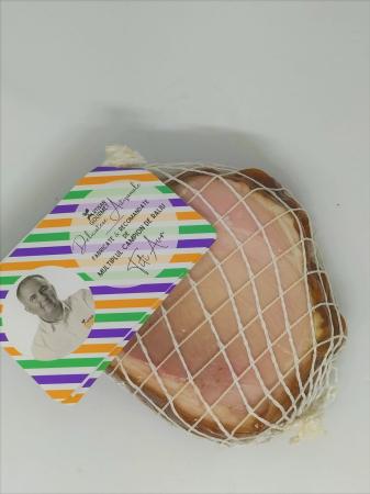 Jambon Delicat Copt si Afumat, aprox 300 gr [1]