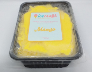 Inghetata artizanala Mango, 100% naturala1