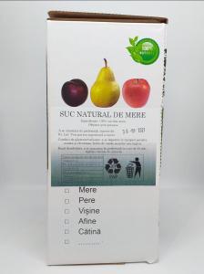 Suc natural de mere, 3 litri1
