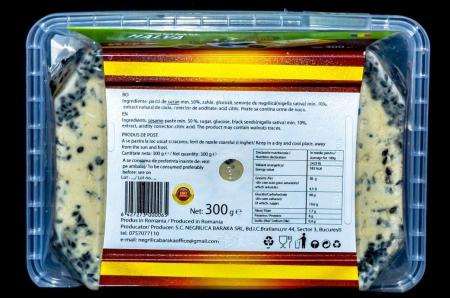 Halva din Pasta de Susan cu Negrilica, 300 gr [1]