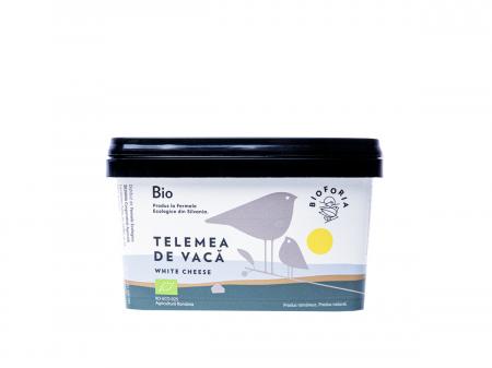 Telemea Bio de vaca, 250 gr [0]