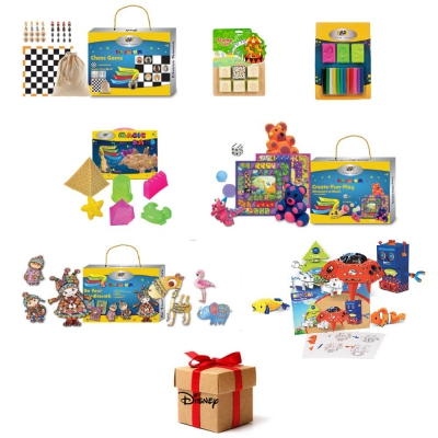 Pachet WOW 8 seturi creativ educative DP Collection0