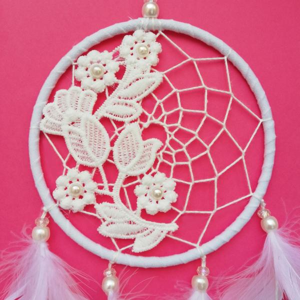 Dreamcatcher Flower Pearls 2