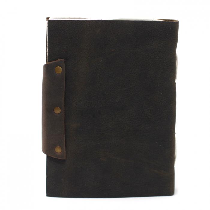 Agenda Jurnal din Piele Confessions [4]