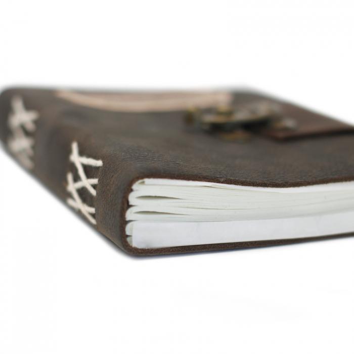Agenda Jurnal din Piele Confessions [6]