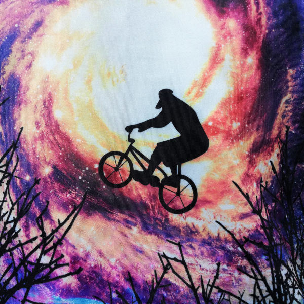 Hanorac 3D Biker Universe 3