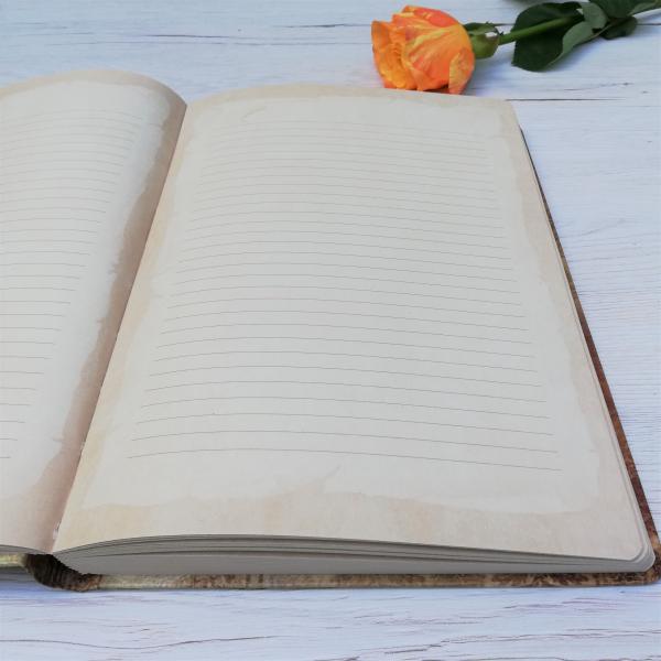 Agenda A5+ Vintage Manuscript 1
