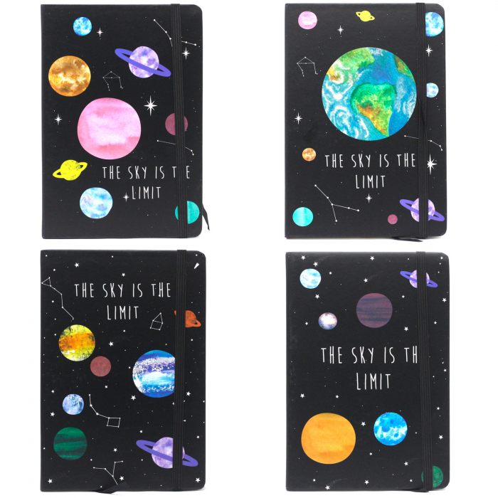 Agenda A5 Sky is the Limit Earth [3]