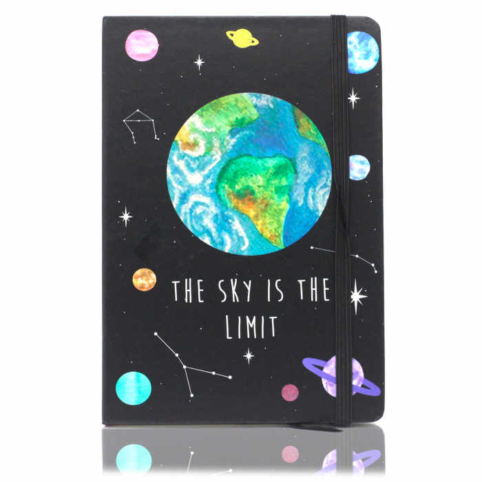 Agenda A5 Sky is the Limit Earth [0]