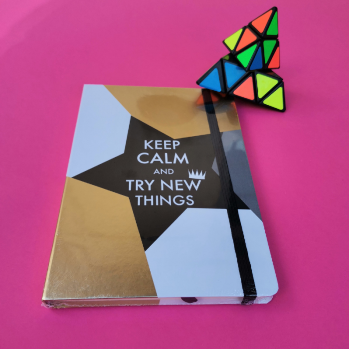 Agenda A5 Try New Things 2