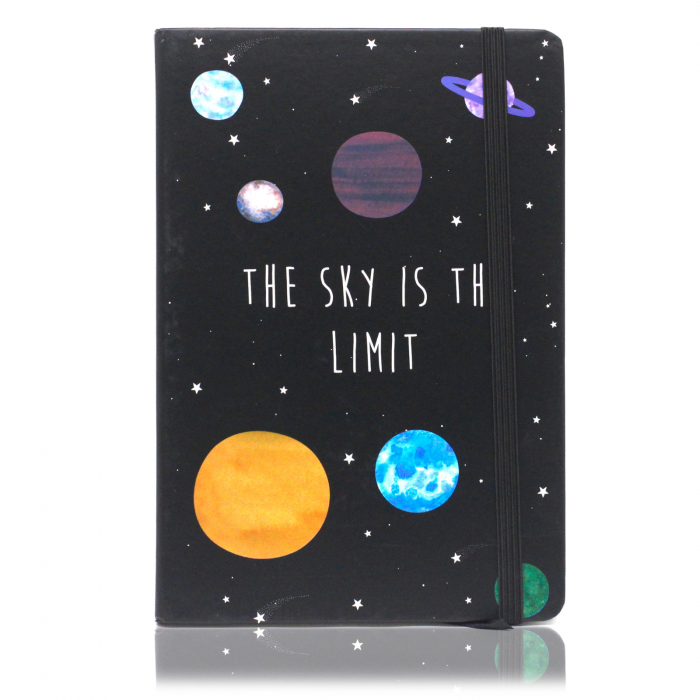 Agenda A5 Sky is the Limit Night 0