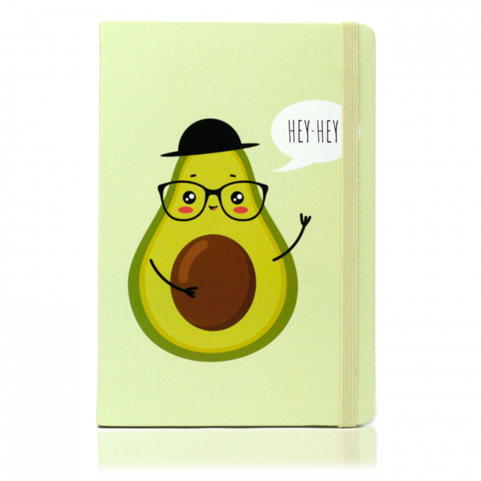 Agenda A5 Hipster Avocado [0]