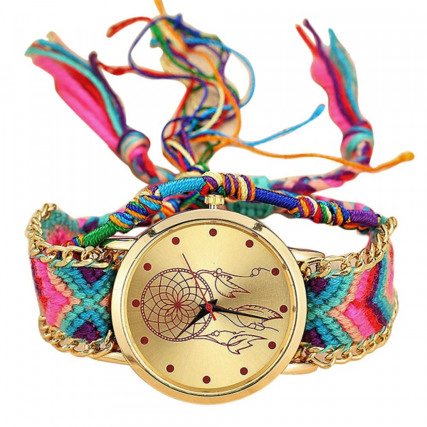 Ceas Dreamcatcher Rainbow 0