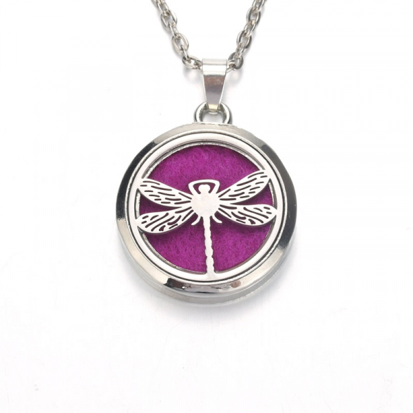 Colier Aromaterapie Dragonfly 0
