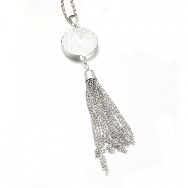 Colier Aromaterapie Dragonfly Tassel 2