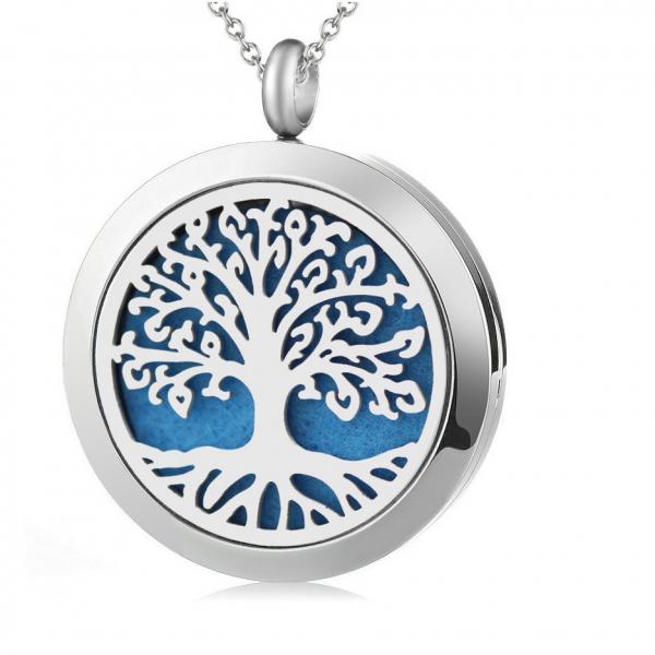 Colier Aromaterapie Tree of Life 0