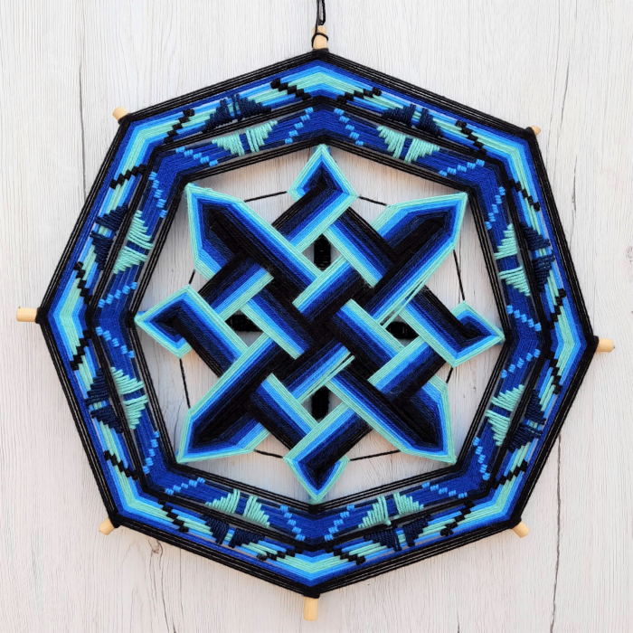Decoratiune Azteca Kukulkan [0]