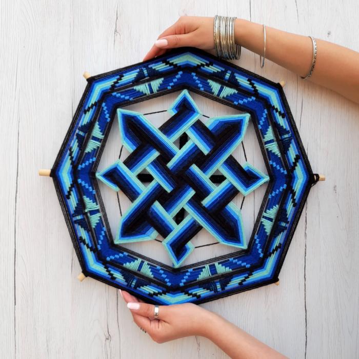 Decoratiune Azteca Kukulkan [1]