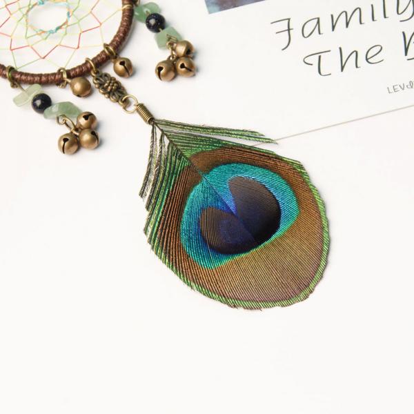 Dreamcatcher Baby Peacock [3]