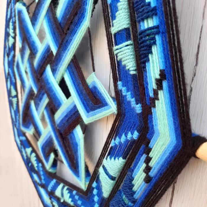 Decoratiune Azteca Kukulkan [2]