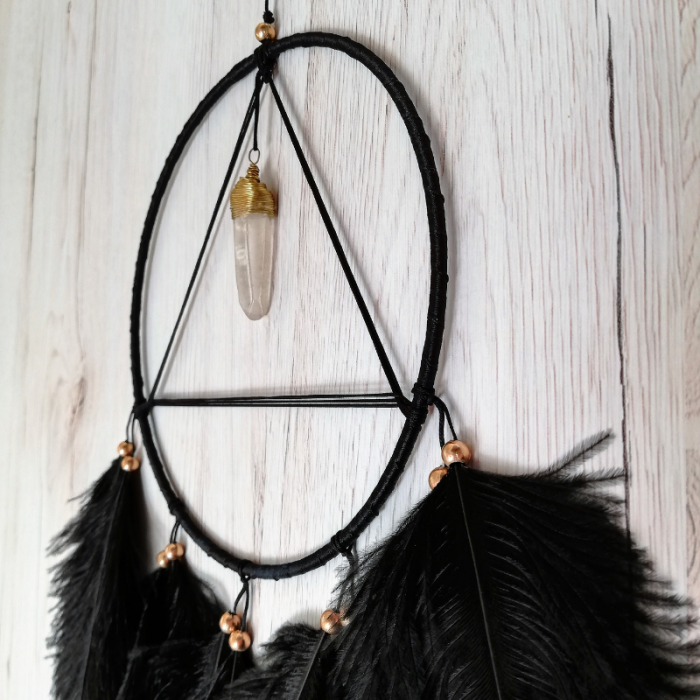 Dreamcatcher Abstract Crystal [1]