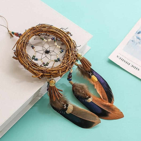 Dreamcatcher Rattan Retro 2