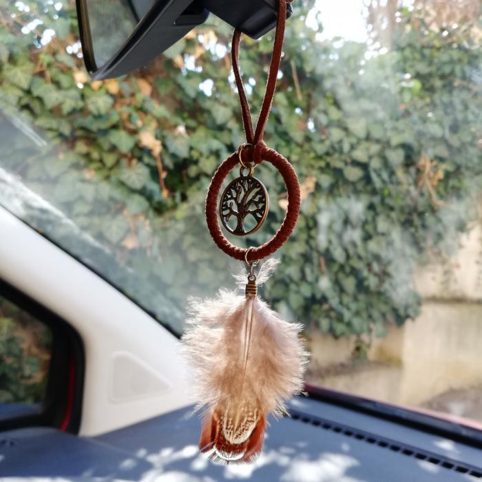 Dreamcatcher Tree of Life, pentru masina [2]