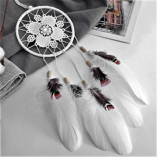 Dreamcatcher White Dream 0