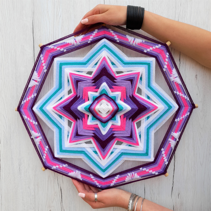 Decoratiune Azteca Chantico 1