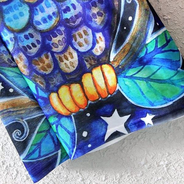 Tricou Blue Owl 2
