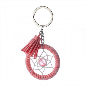 Breloc Dreamcatcher Leather1