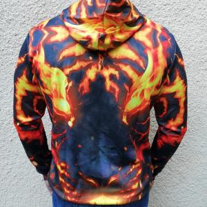 Hanorac 3D Pantera Fire1