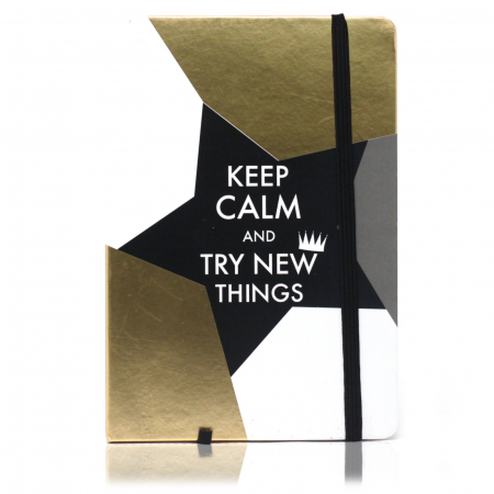 Agenda A5 Try New Things0