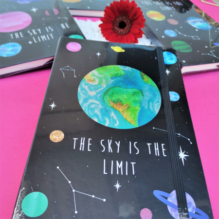 Agenda A5 Sky is the Limit Earth [2]