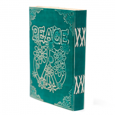 Agenda din piele Peace [1]