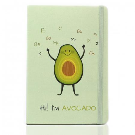 Agenda A5 I am Avocado [0]