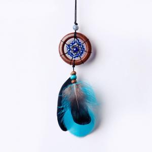 Dreamcatcher Blue Drop0