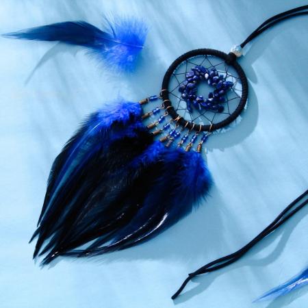 Dreamcatcher Blue Spirit [0]