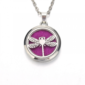 Colier Aromaterapie Dragonfly0