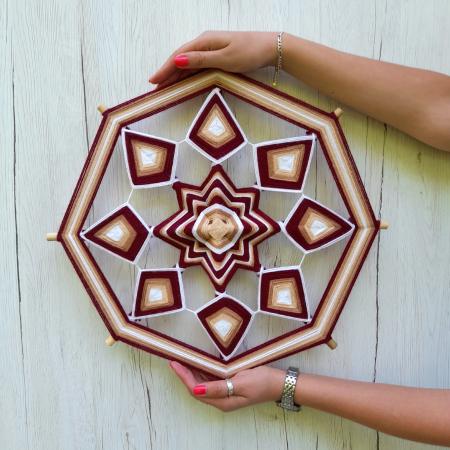 Decoratiune Azteca Earth [2]