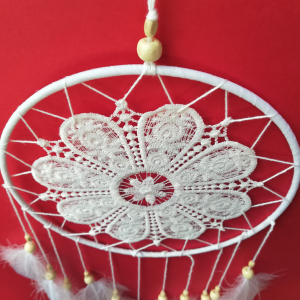 Dreamcatcher Perfect White2