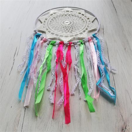 Dreamcatcher Crochet [1]