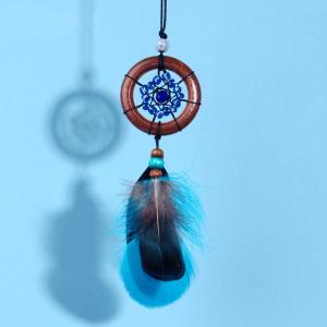 Dreamcatcher Blue Drop1