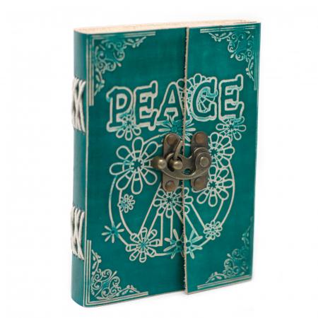 Agenda din piele Peace [0]