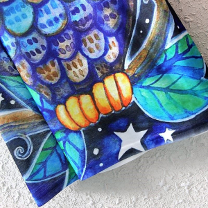 Tricou Blue Owl2