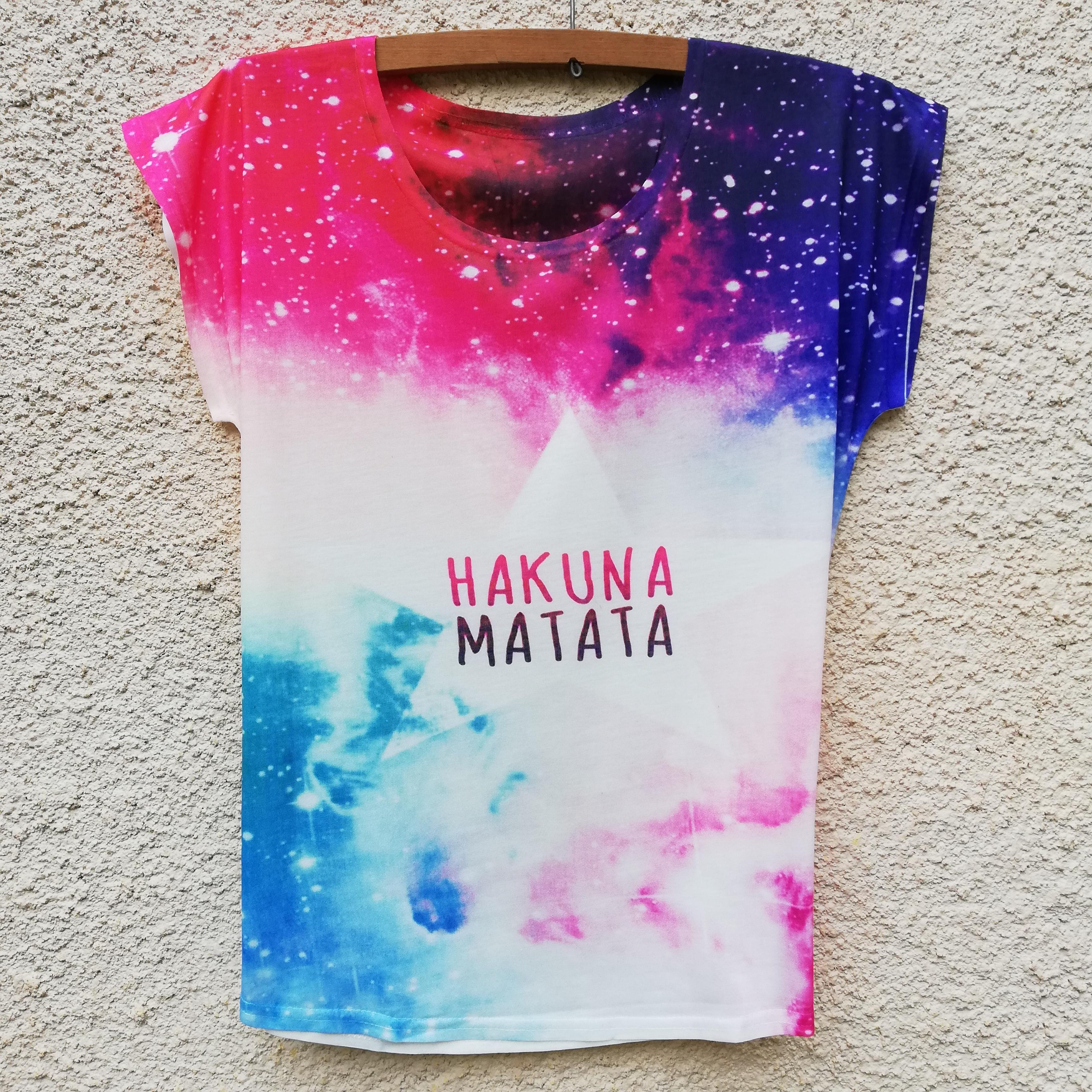 Tricou Hakuna Matata0
