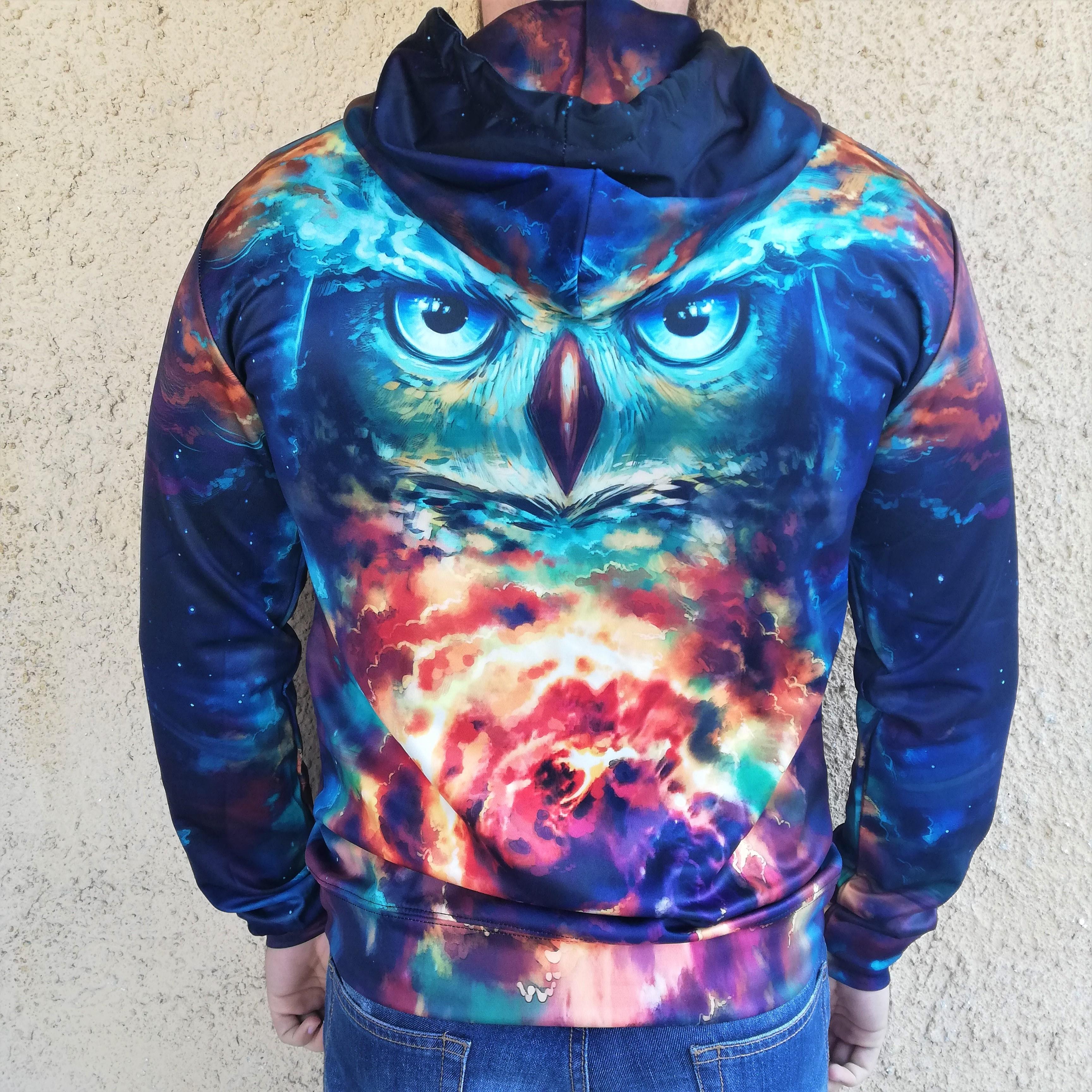 Hanorac 3D Vortex Owl2