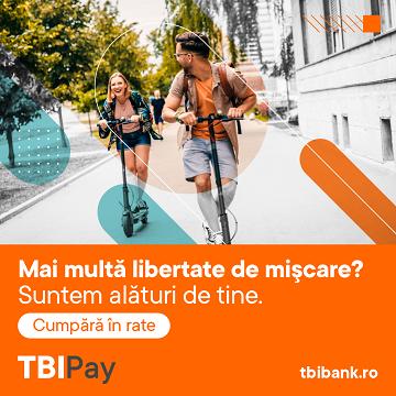 Rate fara avans doar cu buletinul prin TBI